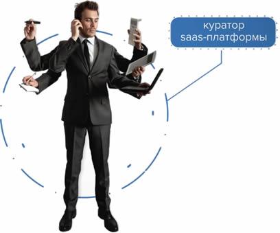 Куратор Saas-платформы